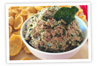 Refried-bean-and-greens-dip